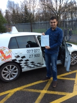 Excellent Drive passed 1st time with 0 faults<br />