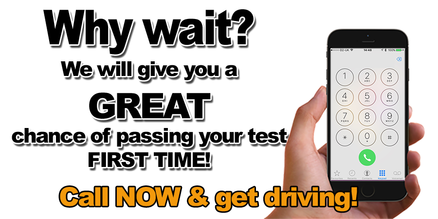 Pass your test by learning to drive with a trusted driving school Little Lever
